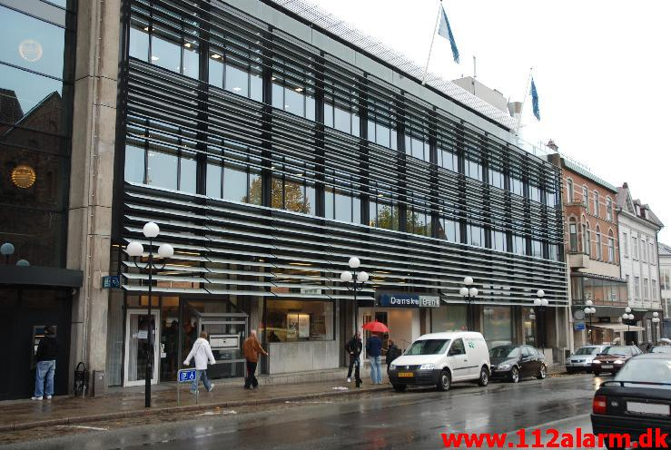 Danske bank legoland luder i Århus