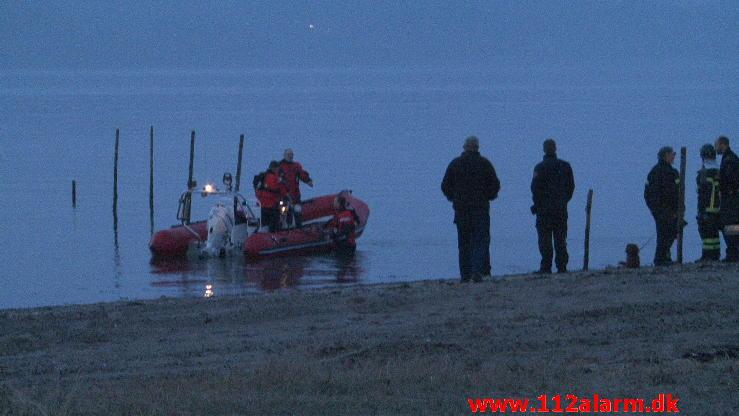 Redn. Drukneulykke fjord.