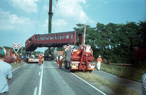 Togulykken i Jelling skete den 1. august 1995.