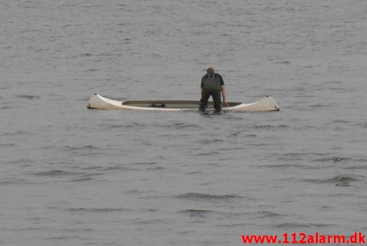 Redning drukne ulykke fjord