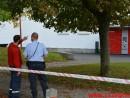 Bombe i Døgnboksen. Nørremark Center i Vejle. 17/10-2014. Kl. 14:15.