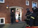 Brand i Etageejendom Ellevang 17 i Vejle