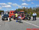 Kørte frontalt sammen. Viborg Hovedvej ved Hotel Gudenåen. 04/05-2016. Kl. 12:52.