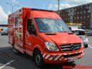 De første billeder af den nye skiltevogn som holder til i Vejle. 17/06-2016.
