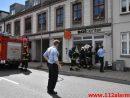 Brand i Etageejendom. Vedelsgade 77 i Vejle. 04/07-2016. Kl. 15:15.