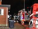 Brand i Villa. Hvejselvej i Hvejsel. 25/11-2016. Kl. 23:56.