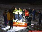 Assistance til redning. Ved Slugten ude i Jelling. 11/12-2017. Kl. 17:56.