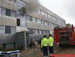 Brand i Etageejendom. Løget Høj 21 i Vejle. 21/06-2018. Kl. 13:11.