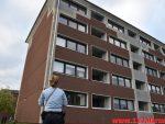 Brand i Etageejendom. Skolegade 21 i Vejle. 22/06-2018. Kl. 20:14.