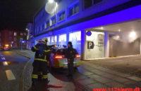 Damp fra et bageri udløste en alarm. Vesterbrogade i Vejle. 31/03-2020. Kl. 22:19.