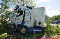 Ulykke på motorvejen e45. Lige syd for Skanderborg i nordlig retning. 28/05-2020. Ca. Kl. 13:00.