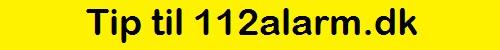 Tip Til www.112alarm.dk