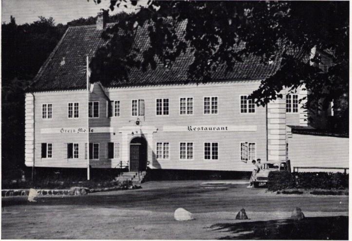 Grejs Mølle brande 20.05.1983.