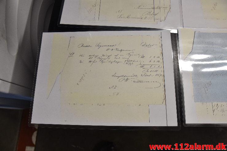 HISTORIEN OM BRANDSTATION I BREDSTEN. Gennem 150 år. 1869–2019.
