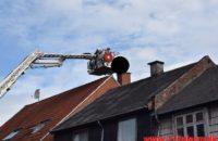 Personredning / Højderedning fra Bygning: Vardevej i Vejle. 10/07-2020. KL. 07:38.