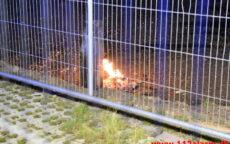 Ild i EL-skab. Nokken i Vejle. 26/11-2020. Kl. 19:42.