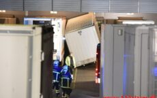 En person kom lettere til skade. UPS på Hjulmagervej i Vejle. 01/12-2020. Kl. 16:48.